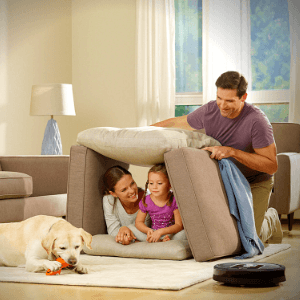 Roomba robotporszívó