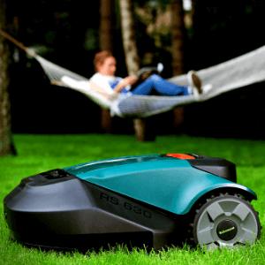Robomow robotfűnyíró