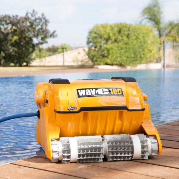 DOLPHIN WAVE 100 Medencetisztító robot