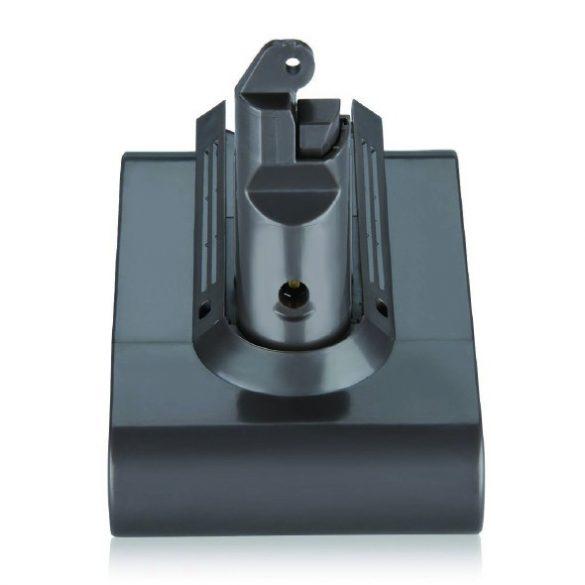 Dyson álló porszívó Li-ion akkumulátor 3000mAh DC58-59-61-62-72-74 V6 SV03 SV07 SV09 DC6230