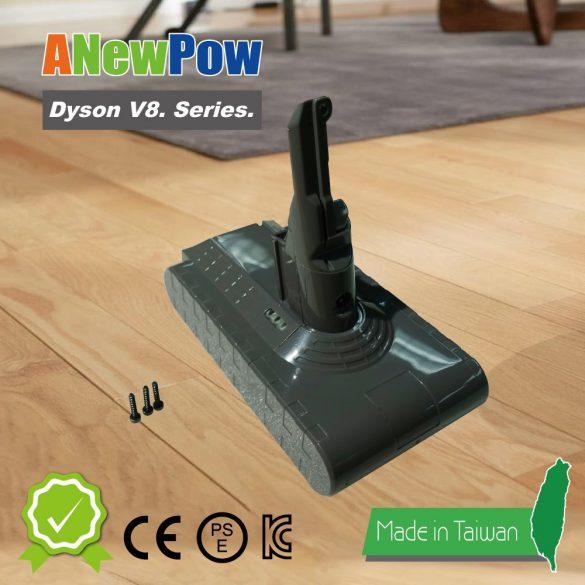 Dyson álló porszívó Li-ion akkumulátor 3000mAh V8 Animal V8 absolute V8 Fluffy+ V8 Animal pro DC8230