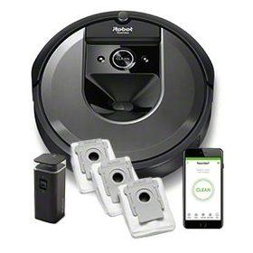 iRobot Roomba robotporszívó E, I, széria