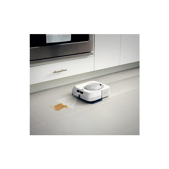 iRobot Braava jet m6 feltörlő robot