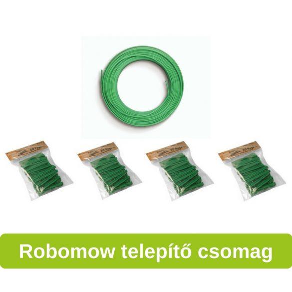 Robomow Robotfűnyíro telepítő csomag 400nm
