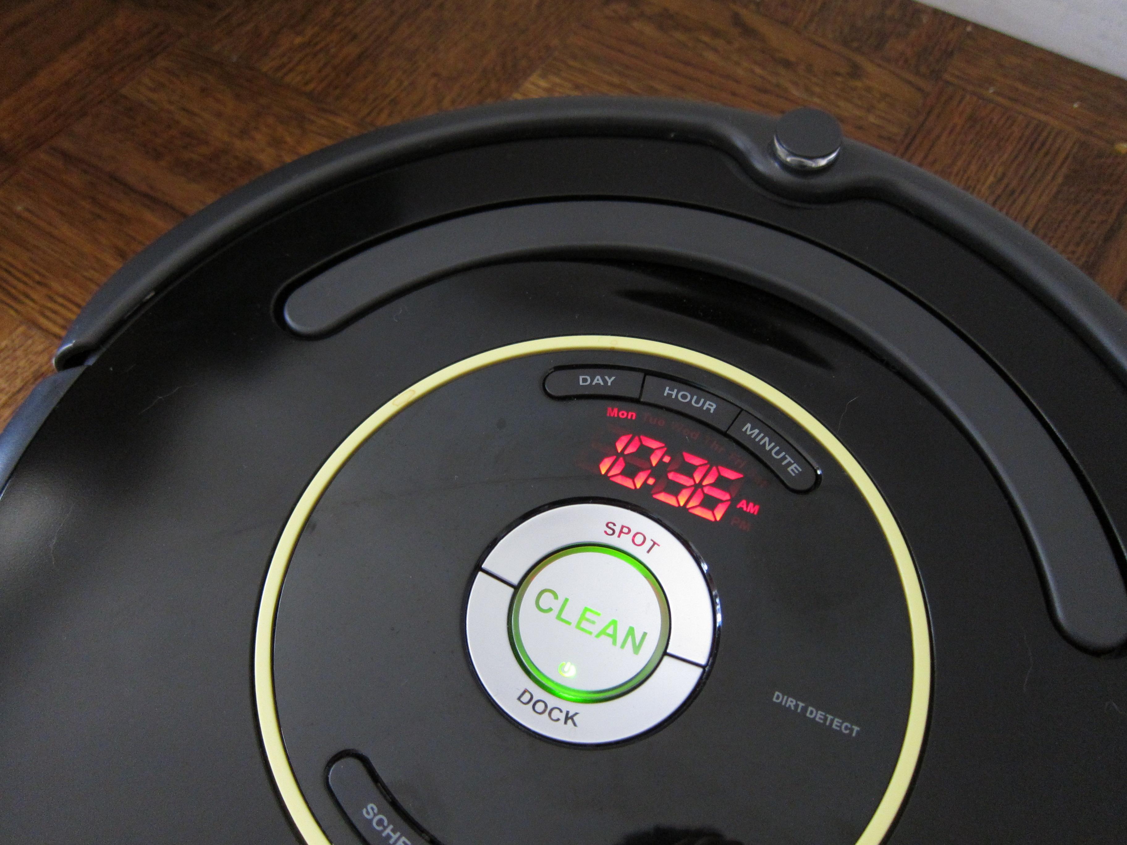 Lehet-e a Roomba működését egy meghatározott időre beprogramozni?