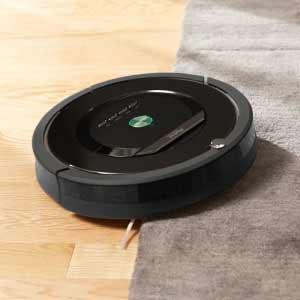 Milyen felületen lehet használni a Roomba robotporszívót?