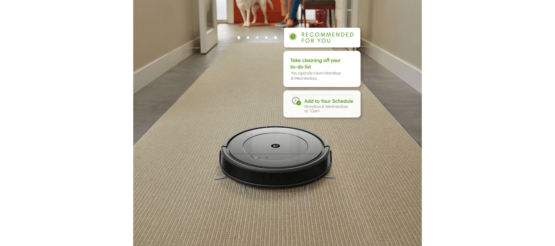Roomba Combo iRobot Home App