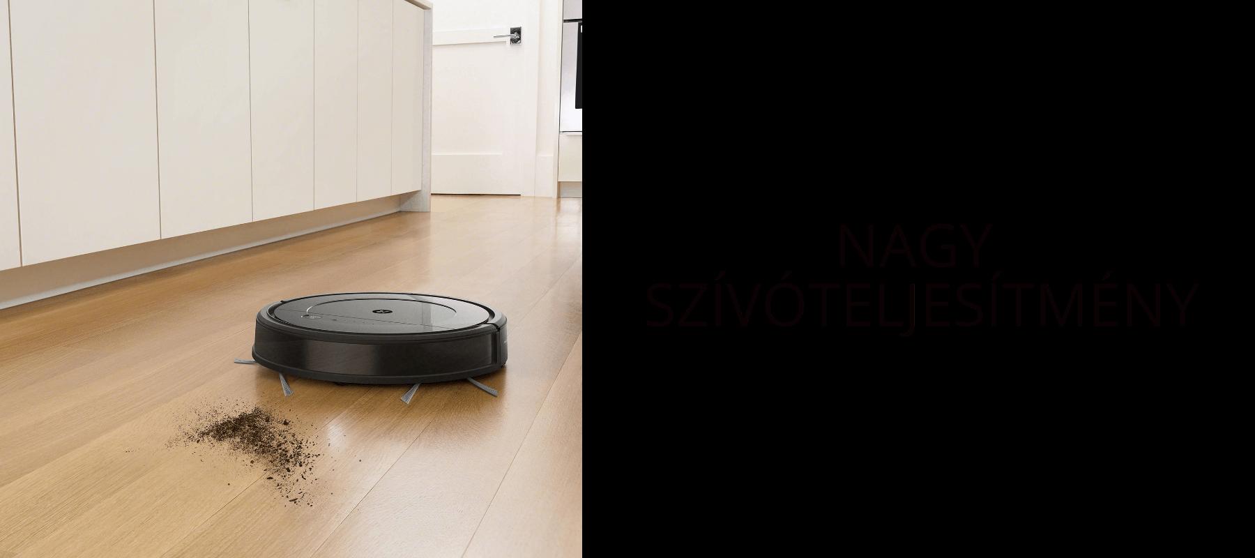 Roomba Combo Nagy teljesítmény