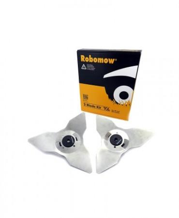 Robomow fűnyíró alkatrészek, tartozékok